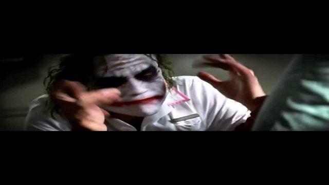 """El Caballero Oscuro: """"Soy un agente del caos"""""""