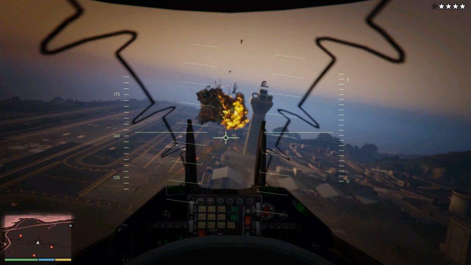 """El Grand Theft Auto V en PC es en """"primera persona"""""""