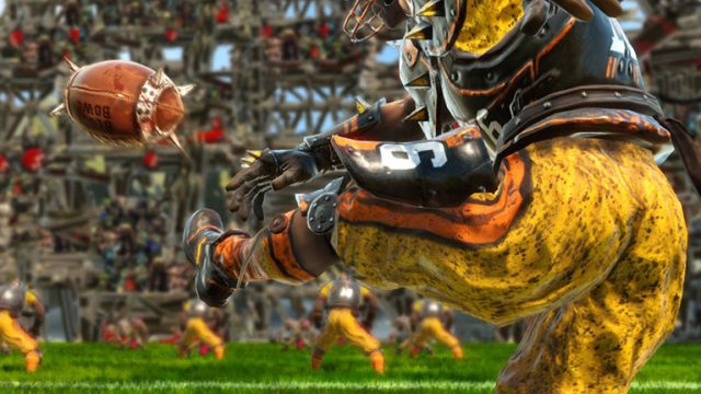 Trailer de lanzamiento de Blood Bowl 2