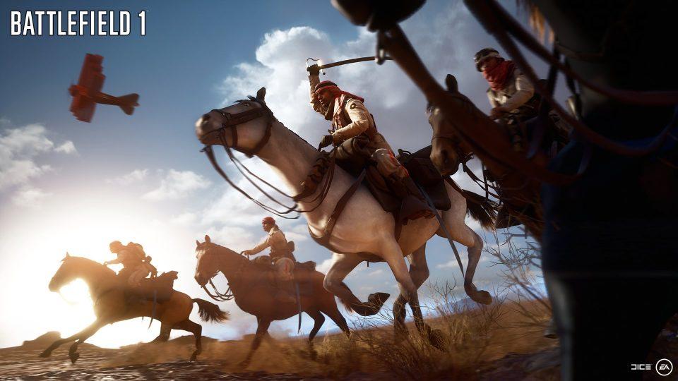 Battlefield 1  deslumbra en la Gamescom de Colonia
